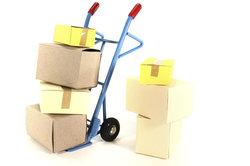 Pakete werden in Deutschland sehr gerne verschickt.