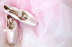 Ballett wird im Sportzentrum unterrichtet.