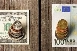 Währungswechsel gelingt auch bei der Sparkasse.
