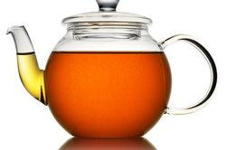 Hanftee ist ein sehr gesunder Tee.