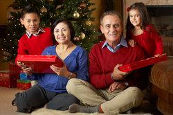 Ausgefallene Weihnachtswünsche sind kein Grund für Unmut.