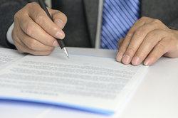 Niemals bei einer Kündigung die handschriftliche Unterschrift vergessen