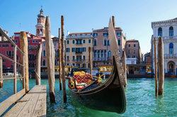 Die wundervolle Wasserwelt von Venedig