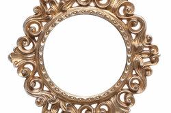 Antike Spiegel lassen sich nicht ersetzen.