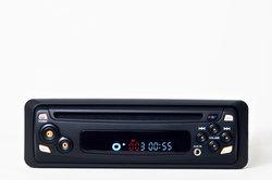 Für den Radioempfang werden Autoradios benötigt.