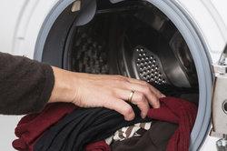 Eine gute Waschmaschine ist wichtig.