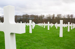 Der Erste Weltkrieg forderte viele Opfer.