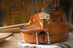 Der Geigenbau im Vogtland hat eine lange Tradition.