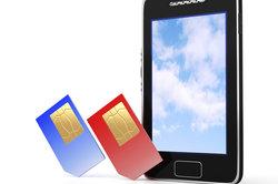 Vor der erstmaligen Nutzung müssen Sie die SIM-Karte aktivieren.