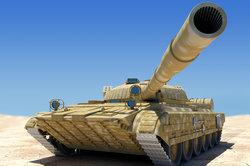 Bei den Panzern gibt es oft große Unterschiede untereinander.