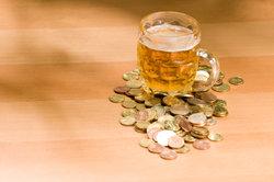 Bier wird zweimal besteuert.