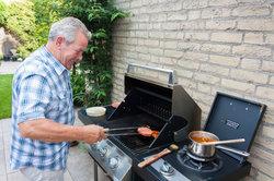 Gasgrills sind eine ernstzunehmende Alternative zum Holzkohlegrill.