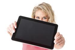 Auch für Tablets gibt es Apps.