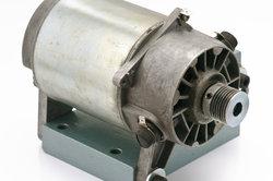 Beispiel für einen Elektromotor