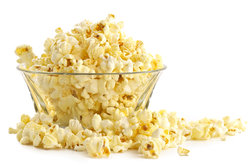 Salziges Popcorn - Kalorienfalle oder bedenkenlose Zwischenmahlzeit?