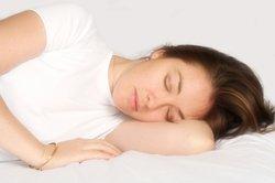 Gesunder Schlaf ist sehr wichtig.