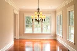 Dreifachverglasung beeinträchtigt den Lichteinfall nur geringfügig.
