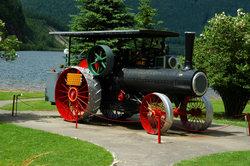 Mit den Dampfmaschinen begann die industrielle Revolution.