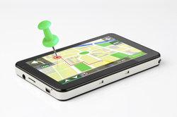 Per GPS lässt sich das iPhone überall auf der Welt orten.