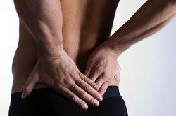 Ein Bandscheibenvorfall lässt sich mit Physiotherapie gut behandlen.