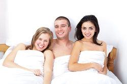 Beim Sex ist erlaubt, was alle Beteiligten möchten.