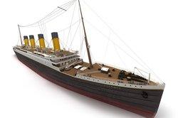 Die Titanic gab es wirklich, Jack Dawson hingegen nicht.