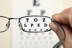 Stress kann Einfluss auf das Sehvermögen haben.