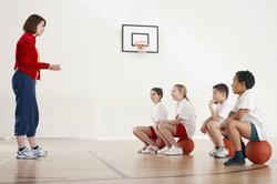Nicht jeder mag den Schulsport.