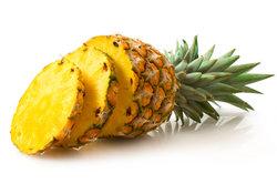 Die Ananas kann auch im Plural ihre Endung behalten.