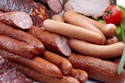 Die Kamenzer Würstchen sind eine sächsische Knackwurst-Spezialität.