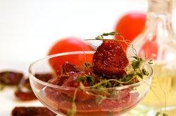 Getrocknete Tomaten enthalten wichtige Vitamine und Mineralstoffe.