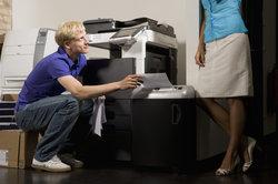 Multifunktionsgeräte erleichtern den Arbeitsalltag enorm.