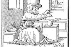 Archimedes war bekannt für seine Erfindungen.