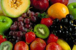 Mit dem Verzehr von Obst nehmen Sie unterschiedlich viel Fruchtzucker auf.