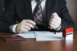 Ein Pflichtteilsverzichtsvertrag muss notariell beurkundet werden.