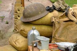 Nach dem 1. Weltkrieg wurde der Versailler Vertrag ausgehandelt.