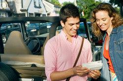 Beim Autokauf immer auf den Fahrzeugbrief bestehen.