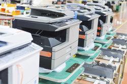 Multifunktionsgeräte integrieren meist einen Scanner.