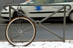 Die Rahmennummer erleichtert das Wiederfinden Ihres Fahrrades.
