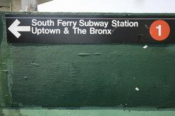 In New York ist der Stadtteil Bronx für Touristen gefährlich.