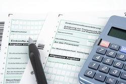 Die Steuererklärung verschafft Gewissheit über die zu zahlende Lohnsteuer.