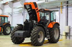 Vom Eicher 4072 wurden über 1500 Exemplare produziert.