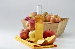 Apfelessig entfaltet eine natürliche und schonende Wirkung.
