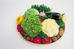 Gemüse ist gesund - wenn es frisch ist oder haltbar gemacht wurde.