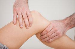 Ein Innenbandriss am Knie ist gut zu therapieren.