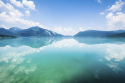 Der Walchensee - Idylle in den Bayerischen Voralpen