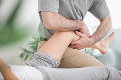 Eine Knochennekrose sollte vernünftigt therapiert werden.