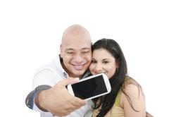 Einige Handy-Modelle haben eine Screenshot-Funktion.