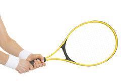 Zwei Hände eroberten die Tenniswelt