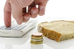 Auswärts zu essen kostet oft mehr.
